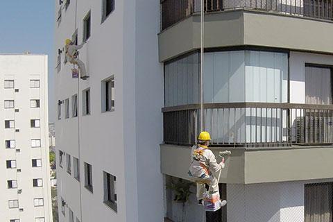 Pintura no condomínio: quais as regras?