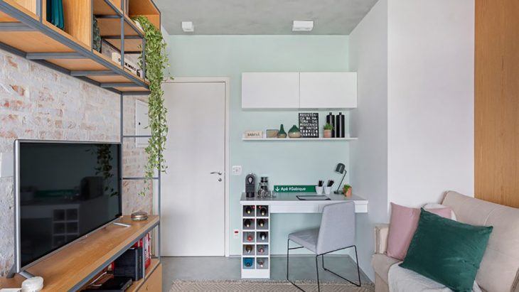 9 dicas para você acertar na decoração de apartamento pequeno