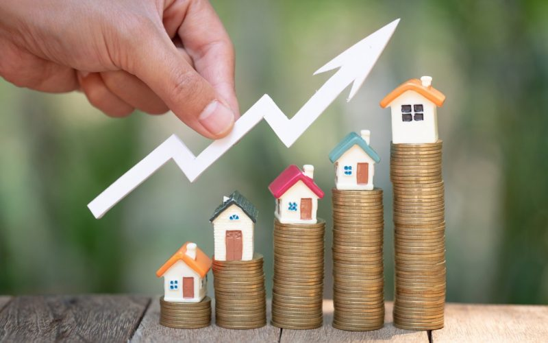 O mês de junho teve a maior alta no preço médio nas vendas de imóveis residenciais desde de agosto de 2014.